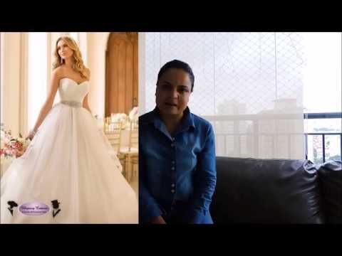 Vestido de Noiva Tomara que Caia - Romântico e Sensual. - Ajustes e Consertos de Roupas - Ellegancy Costuras