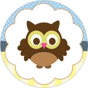 Free Owl Party Printables for Boy Parties