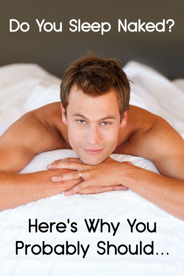 Do You Sleep Naked Here's Why You Probably Should... ~ http://facthacker.com/why-you-should-sleep-naked/