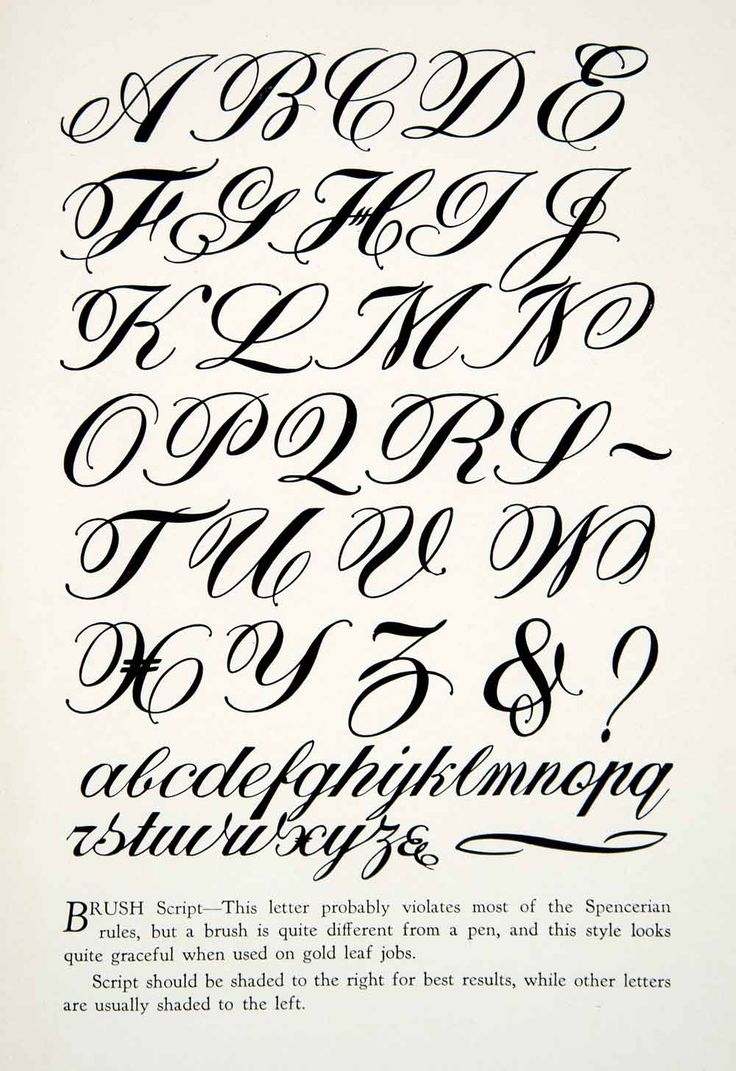 Copperplate calligraphy guide google search