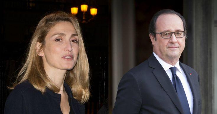 """Julie Gayet et François Hollande """"sortant d'un buisson""""... L'étonnante révélation                      Dans un ouvrage intitulé Bienvenue Place Beauvau et paru le 23 mars, les trois journalistes, Olivia Recasens, Didier Hassoux et ... http://www.purepeople.com/article/julie-gayet-et-francois-hollande-sortant-d-un-buisson-l-etonnante-revelation_a228823/1"""