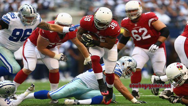 Dallas Cowboys vs Arizona Cardinals Head to Head fight at Hall Of Fame