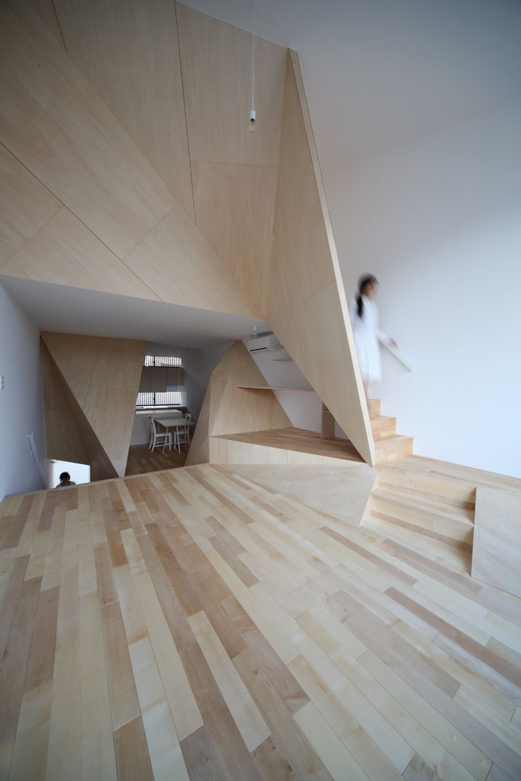 New Kyoto Town House - Alphaville Architects