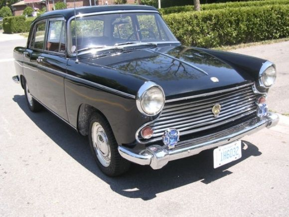 Morris Oxford . went to Spain in one of these , it never missed a beat .