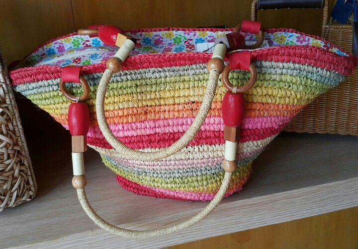 Pelangi narural woman bag