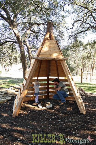 Pallet Projects Outdoor Swing