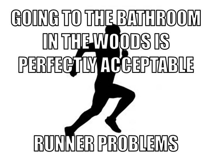Runner Problems : Photo