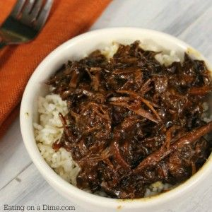 You are going to love this korean bbq recipe slow cooked in the crock pot all day. Serve this korean bbq recipe over rice and a side of veggies.