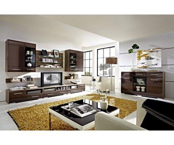 1000 images about meuble design on pinterest monaco for Meuble salon marron