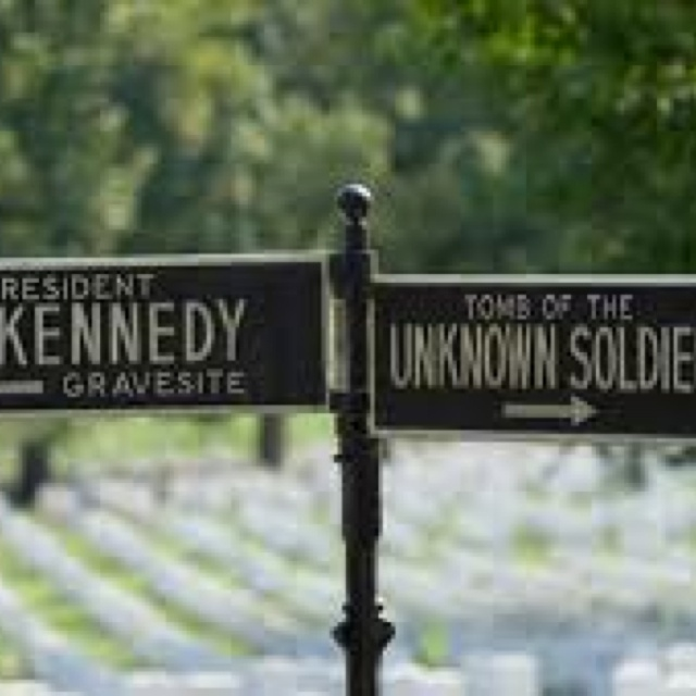 Arlington Cemetary- I get to lay a wreath at the tomb of the unknown soldier this summer... Couldn't be more honored
