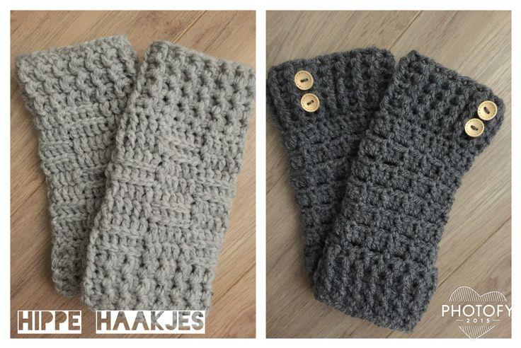 Beenwarmers #haken #crochet #baby