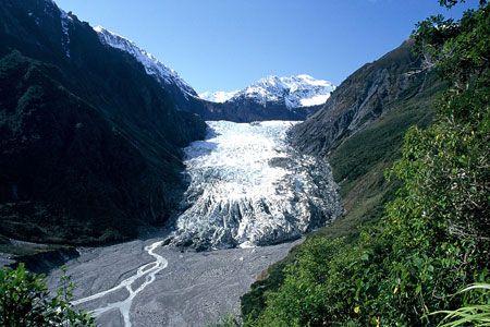 Fran Josef Glacier