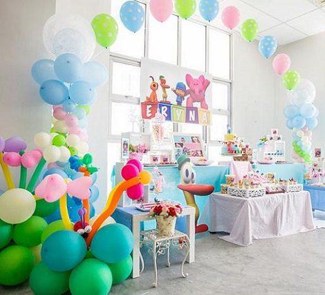 M s de 25 ideas incre bles sobre decoraciones para fiestas - Decoracion cumpleanos infantil casera ...