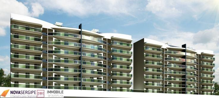 Estudo de viabilidade arquitetônico de empreendimento no bairro Coroa do Meio, em Aracaju/SE - Immobile Arquitetura