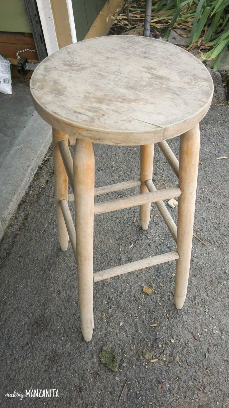 Stool Bedside Table: 999 Best Thrift Store Upcycle Images On Pinterest