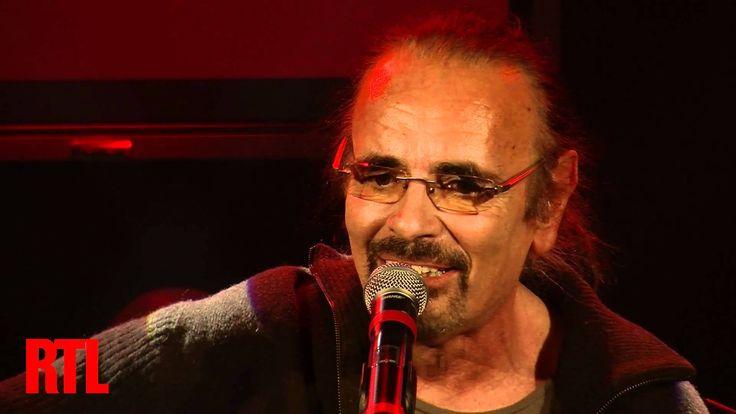 Nicolas Peyrac - Et mon père en live sur RTL