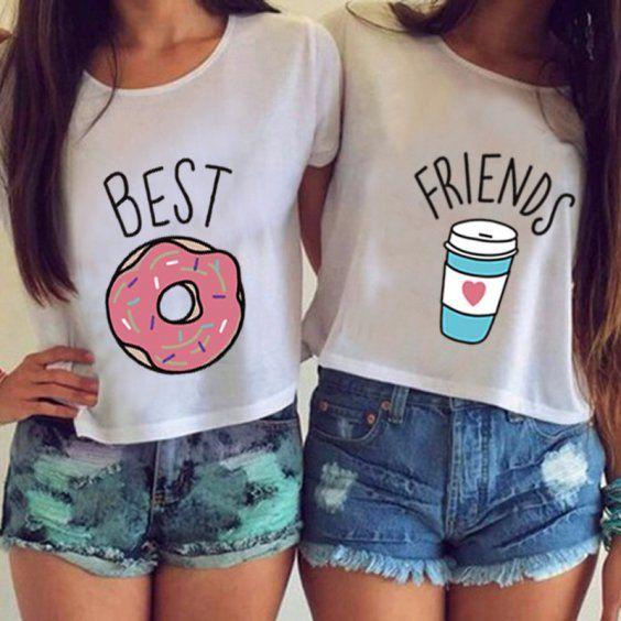 Best friends shirts | Emoji trend