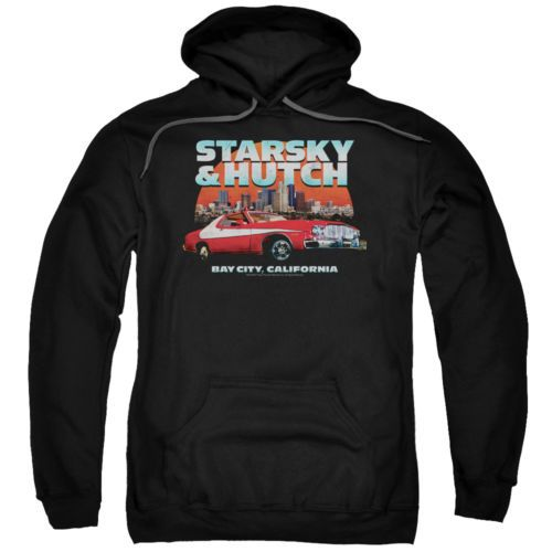 Sweatshirts and Hoodies 155200: Starsky And Hutch Bay City Pullover Hoodies For Men Or Kids -> BUY IT NOW ONLY: $31.79 on eBay!