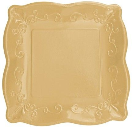 16 best PRETTY PAPER DINNERWARE images on Pinterest   Paper plates ...