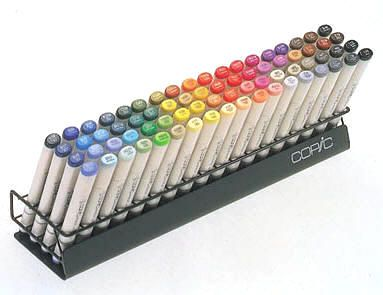 COPIC Marker Storage WIRE STAND for ORIGINAL and SKETCH Markers