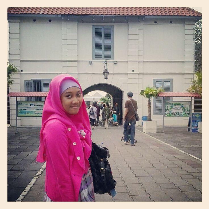 Benteng Vredenberg Jogja #indonesia #jogja #vacation #heritage