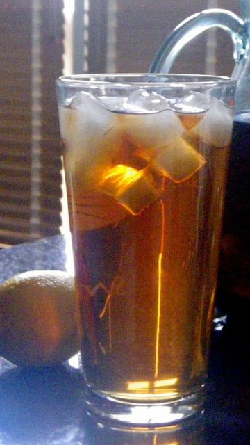 Grilling Time (Drinks) - AUTHENTIC SOUTHERN SWEET TEA and the Arnold ...