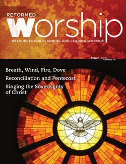Where Twenty or Thirty are Gathered: Creative Worship Ideas for Smaller Congregations | Reformed Worship