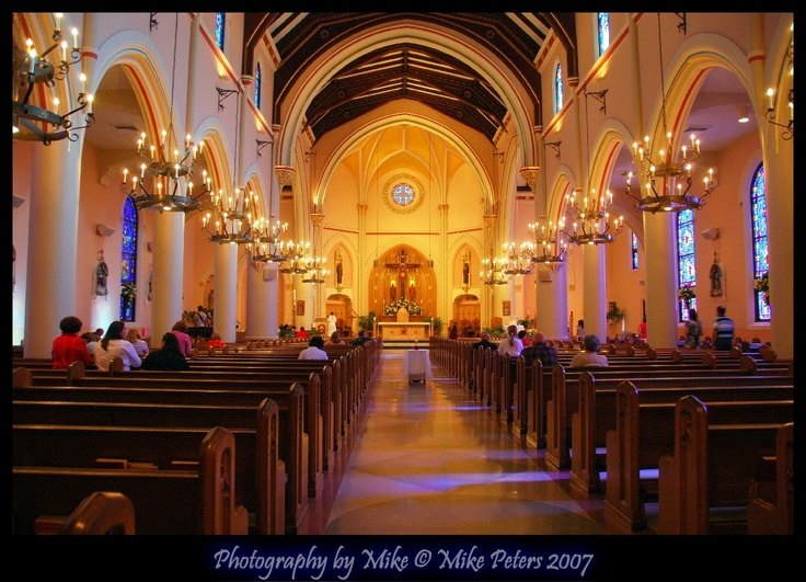 St Francis De Sales Church Houma La Churches Amazing