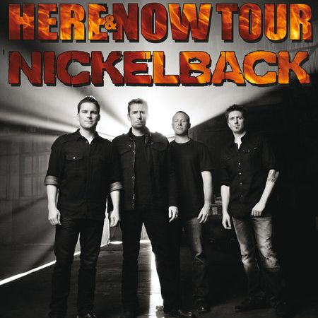 Nickelback in Germany! Tickets out now!