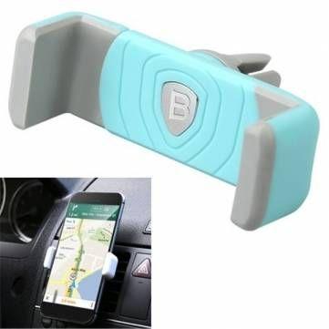 Baseus Mini Shield Βάση Στήριξης Αεραγωγού Αυτοκινήτου(Μπλε)