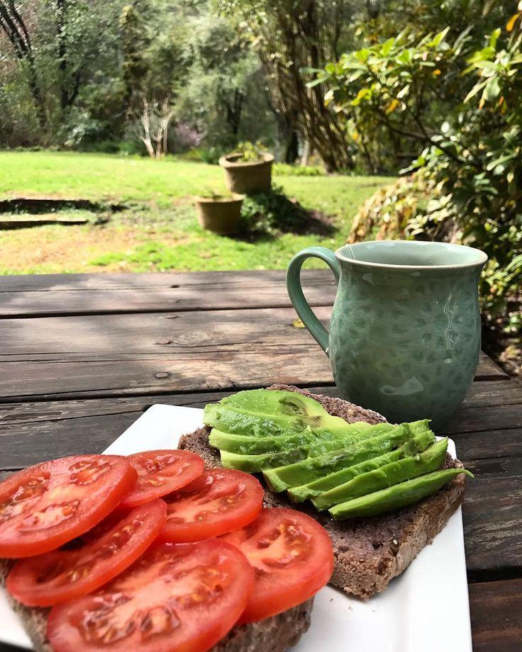 Último #desayuno en #chile por varios meses