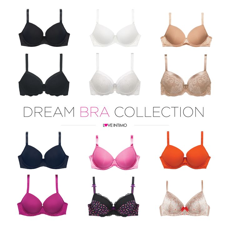 Our beautiful Dream Bra collection lifts, shapes and enhances by up to an entire cup size! View the full range online here: https://www.intimo.com.au/shop/category/dream-bra
