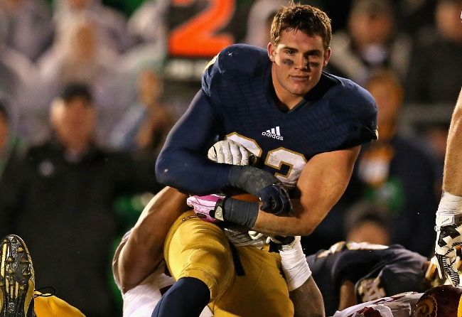 cam mcdaniel | Cam McDaniel Is College Football's 'Ridiculously Photogenic Tailback'