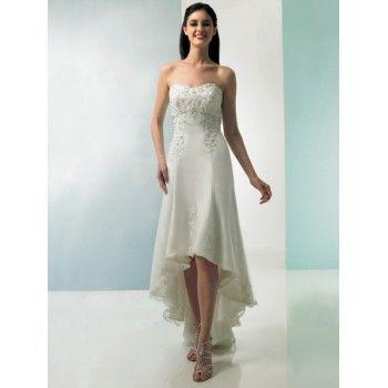 9 best wedding dresses short in front long in back images on ...