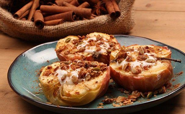 Warme appeltjes uit de oven