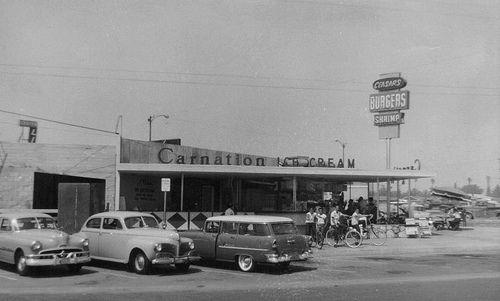 West Covina, CA - 1950's