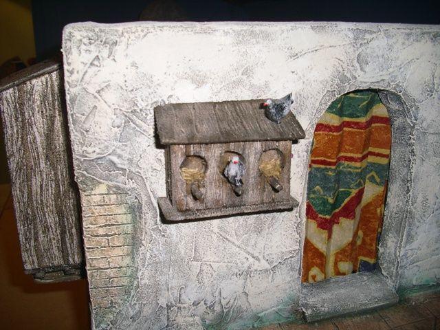 Foro de Belenismo - Miniaturas, detalles y complementos -> pequeño palomar
