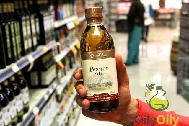 Peanut Oil vs Canola Oil: the Healthiest Cooking Oil