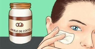 L'huile de noix de coco peut vous donner l'apparence d'une personne 10 ans plus jeune si vous l'utilisez pendant 2 semaines de cette manière
