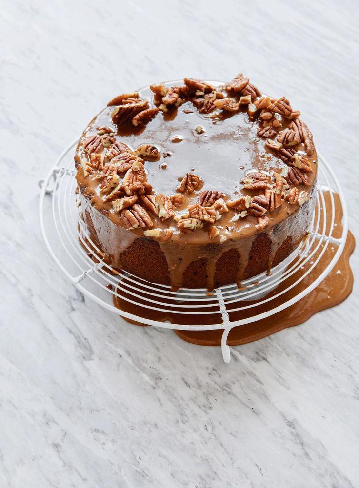 ChocaMocha Cake The Happy Foodie Cake recipes, Mocha