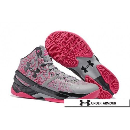 UA Curry 2 Shoes - 2016 New Under Armour UA Curry 2 Mother Day Light Grey