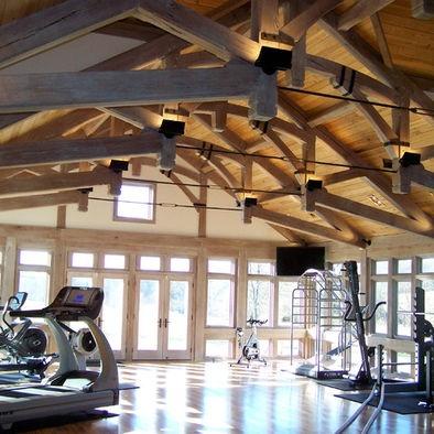 28 besten Home Gym Bilder auf Pinterest Basketball-Hochzeit - fitnessstudio zuhause einrichten