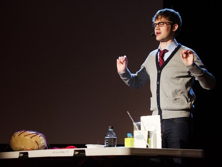 ted talk how to make toast