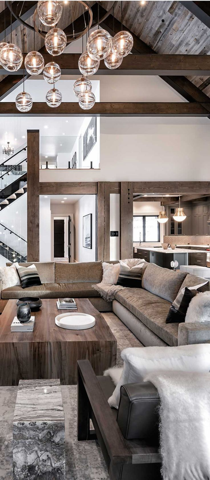 45 Modern Rustic Living Room Ideas For 2021 Tips Photo Gallery Modern Rustic Living Room Luxury Living Room Rustic Chic Living Room Living room rustic decor