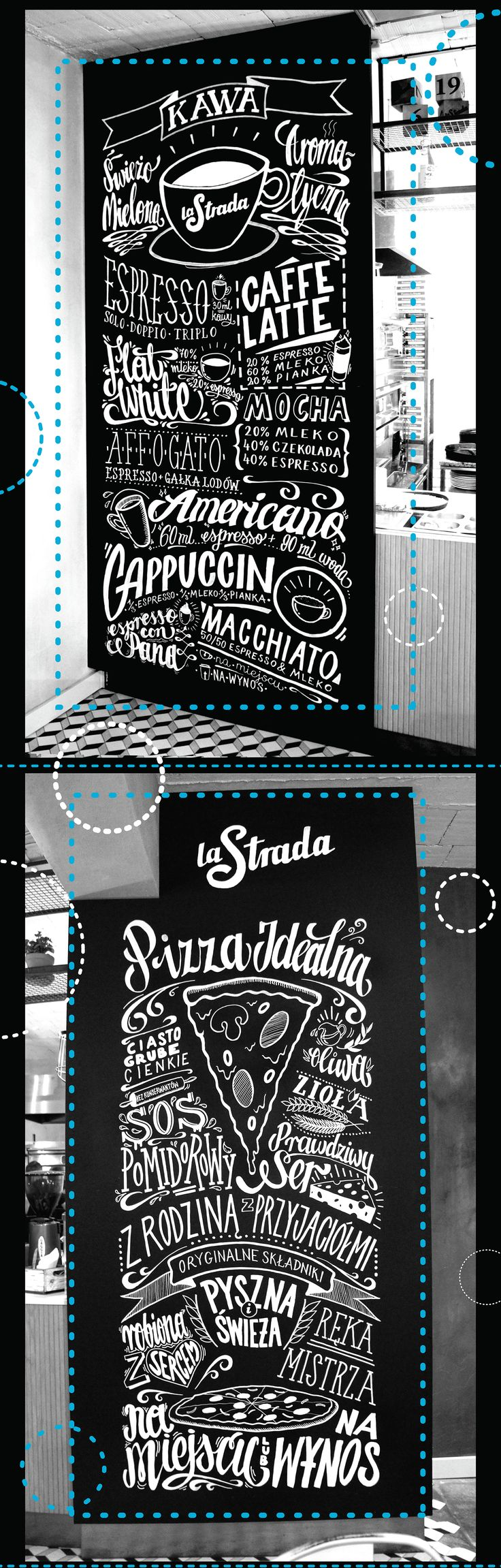 Various Chalkboards 2016 on Behance