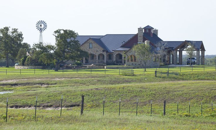 25 great ideas about ranch house exteriors on pinterest for Timber frame ranch homes