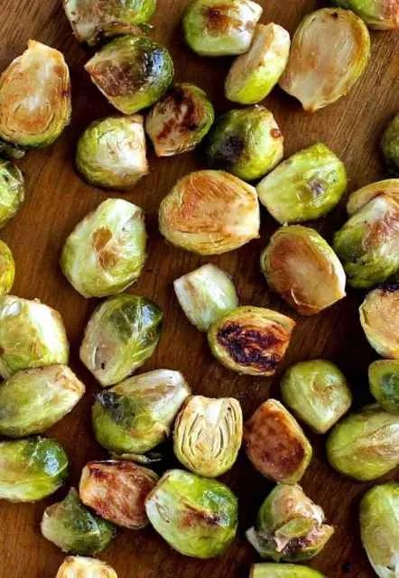 Dining with the Doc: Miso Roasted Brussels Sprouts | The Foodie Physician   – Thanksgiving