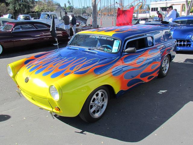 1967 VW Squareback by bballchico, via Flickr