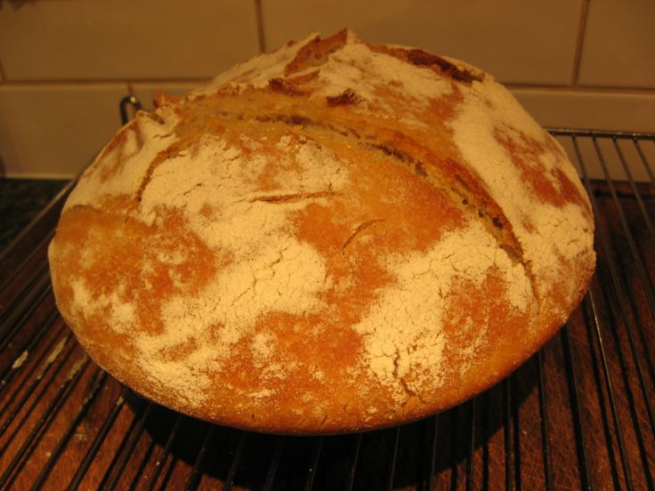 My best sourdough loaf so far!