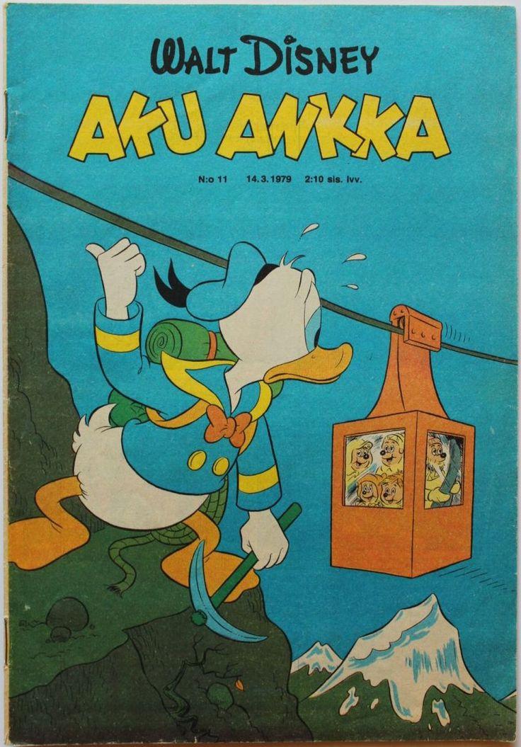 Aku Ankka 11/1979